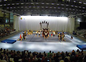Weltgymnaestrada Helsinki Juli