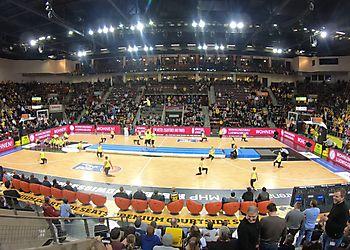 Basketball Bundesliga Riesen Ludwigsburg Februar