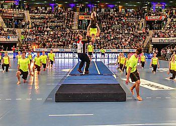 Handball Bundesliga TVB Stuttgart März